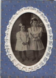 Lillian and Margaret Myrick